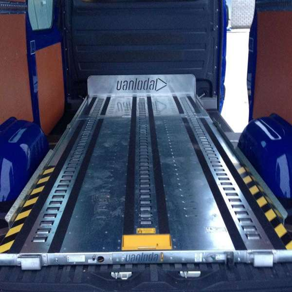 Rollersysteem 3-baans Fiat Scudo L2