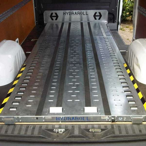 Rollersysteem 2-baans Ford Transit L2 2000-2013